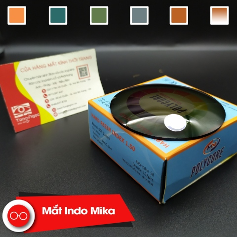 Mắt Indo Mika